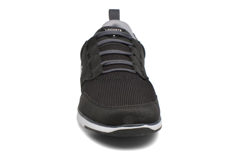 Baskets Lacoste L.Ight 117 1 Noir vue portées chaussures