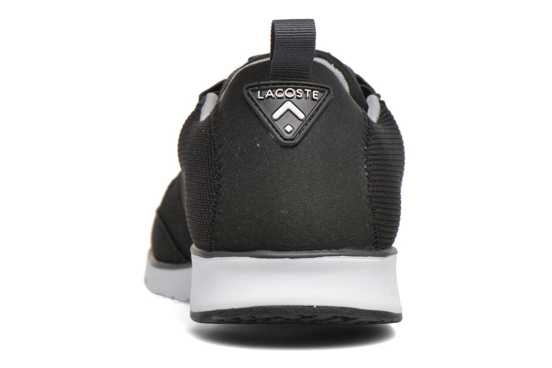 Baskets Lacoste L.Ight 117 1 Noir vue droite