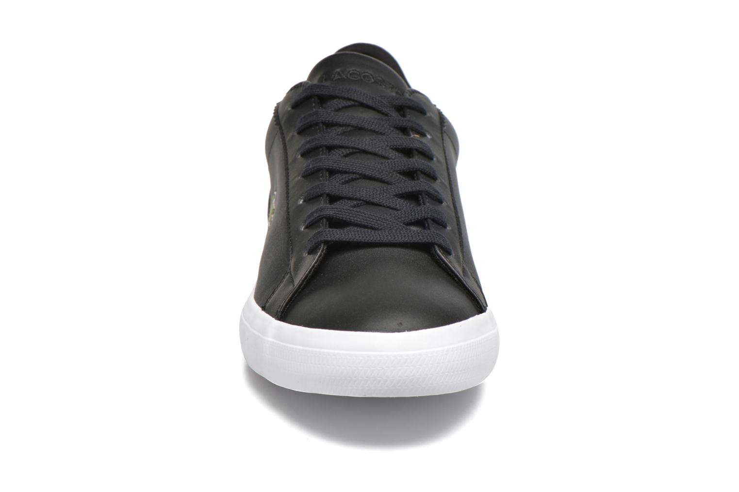 Trainers Lacoste Lerond BL 1 Black model view
