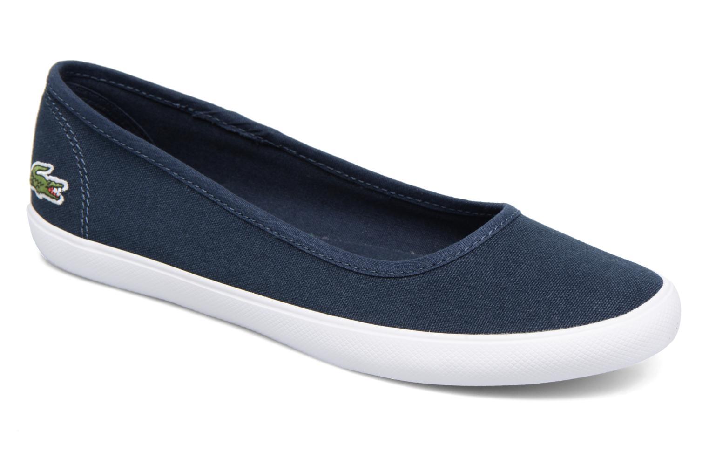 Zapatos promocionales Lacoste Marthe Bl 1 (Azul) - Bailarinas   Descuento de la marca