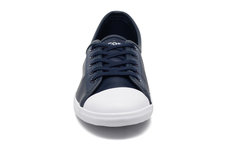 Baskets Lacoste Ziane Bl 1 Bleu vue portées chaussures