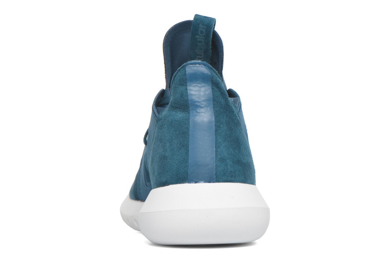 Baskets Adidas Originals Tubular Defiant W Bleu vue droite