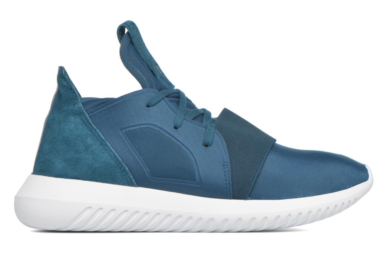 Baskets Adidas Originals Tubular Defiant W Bleu vue derrière