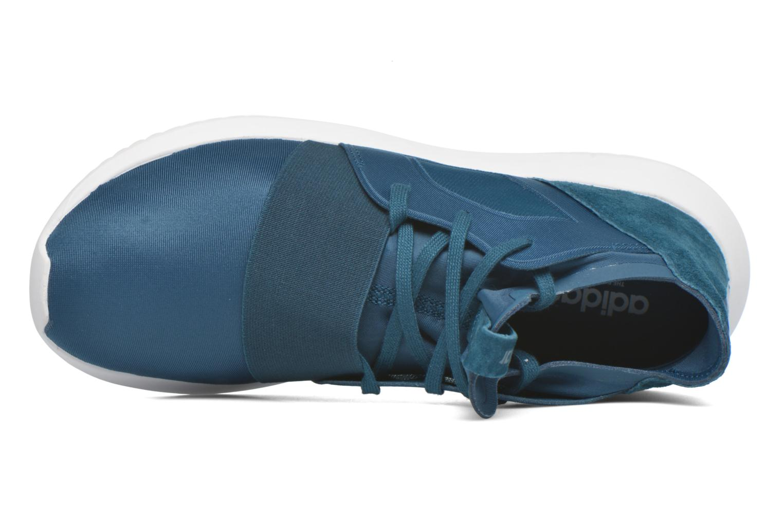 Baskets Adidas Originals Tubular Defiant W Bleu vue gauche
