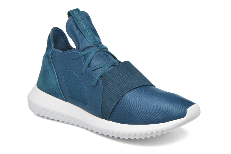 Grandes descuentos últimos zapatos Adidas Originals Tubular Defiant W (Azul) - Deportivas Descuento