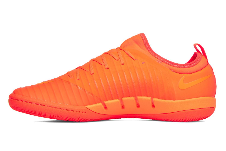 Chaussures de sport Nike Mercurialx Finale Ii Ic Orange vue face