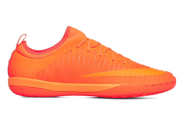 Chaussures de sport Nike Mercurialx Finale Ii Ic Orange vue derrière
