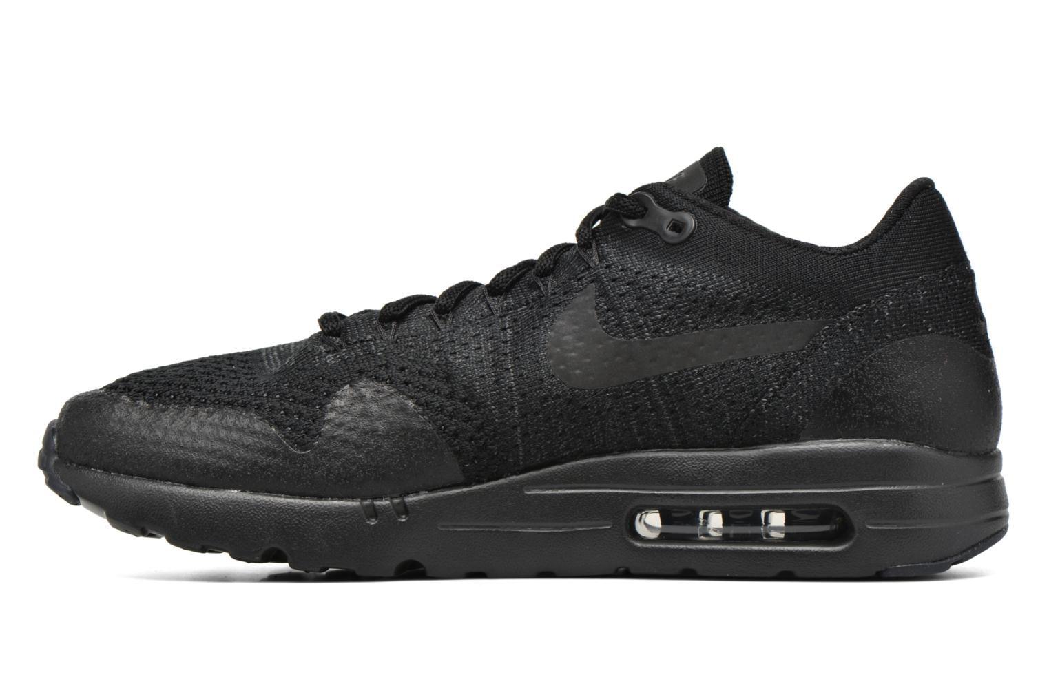 Nike Air Max 1 Ultra Flyknit Black/Black-Anthracite