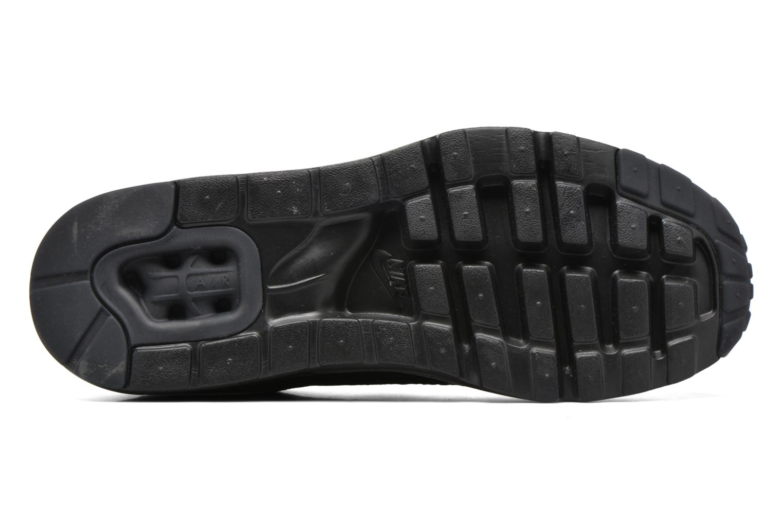 Baskets Nike Nike Air Max 1 Ultra Flyknit Noir vue haut