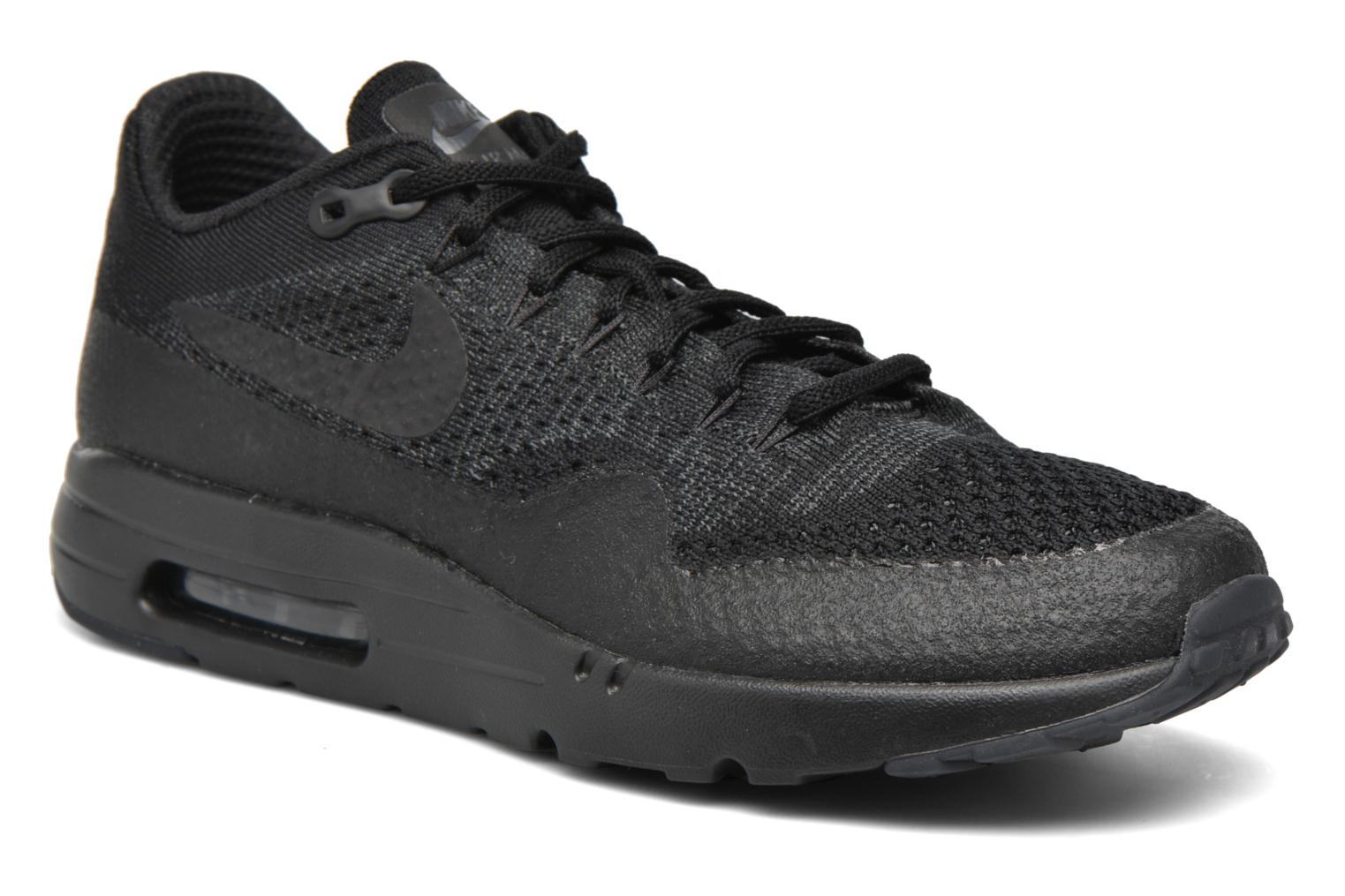 Ultra Nike Nike Anthracite 1 Air Max Black Black Flyknit wUpCqI