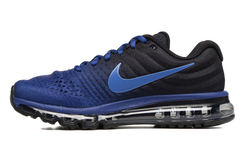Sportschuhe Nike Nike Air Max 2017 blau ansicht von vorne