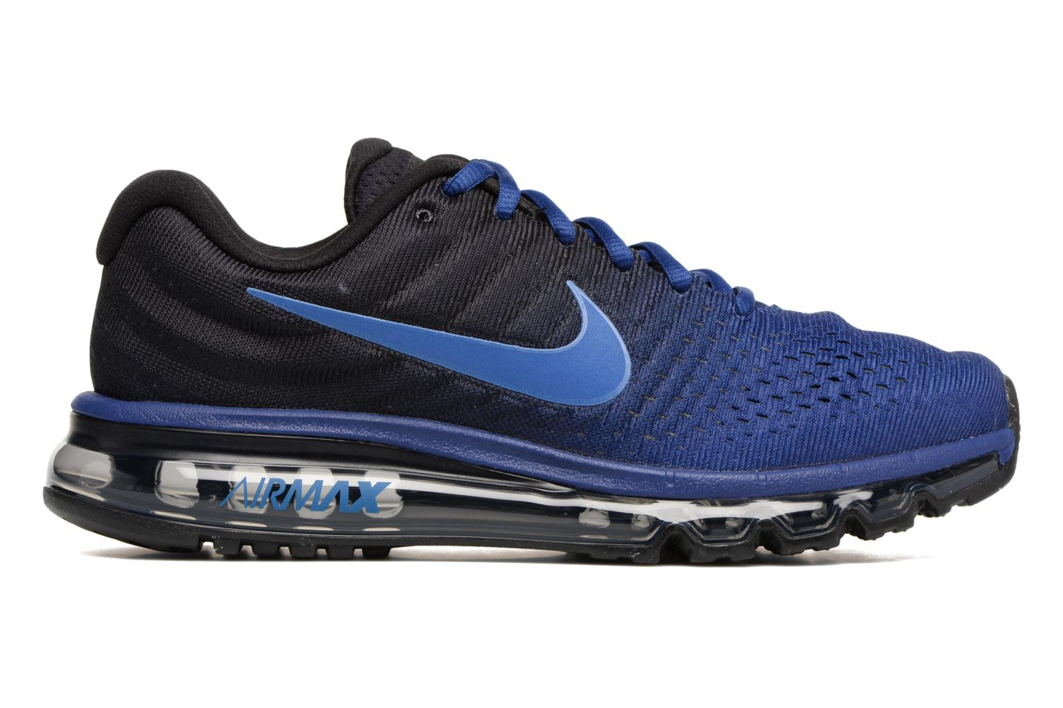 Nike Air Max 2017 Deep Royal Blue/Hyper Cobalt-Black