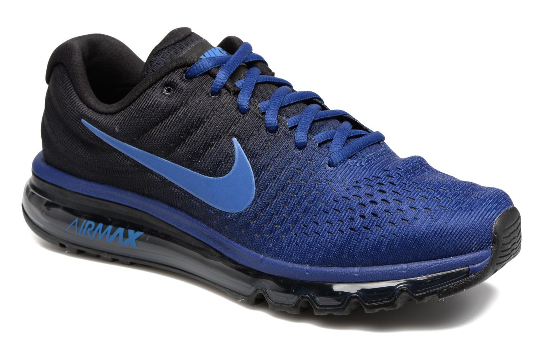 Sportschuhe Nike Nike Air Max 2017 blau detaillierte ansicht/modell