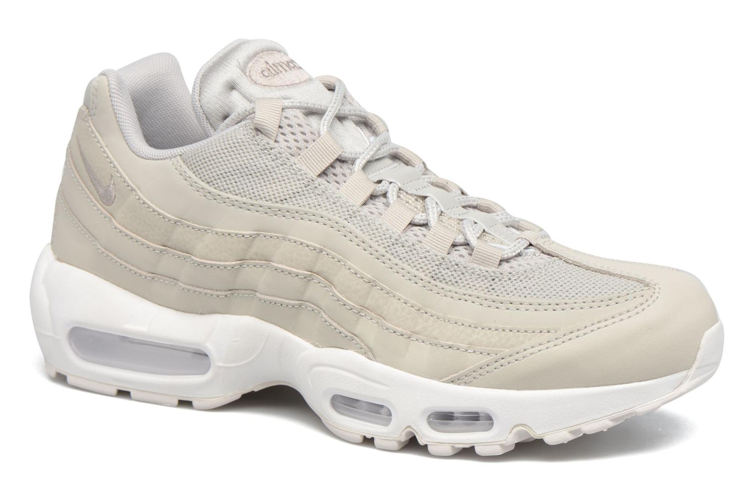 Baskets Nike Nike Air Max 95 Essential Gris vue détail/paire