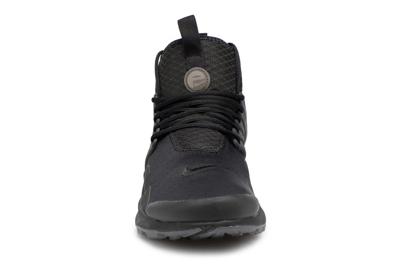 Deportivas Nike Nike Air Presto Mid Utility Negro vista del modelo