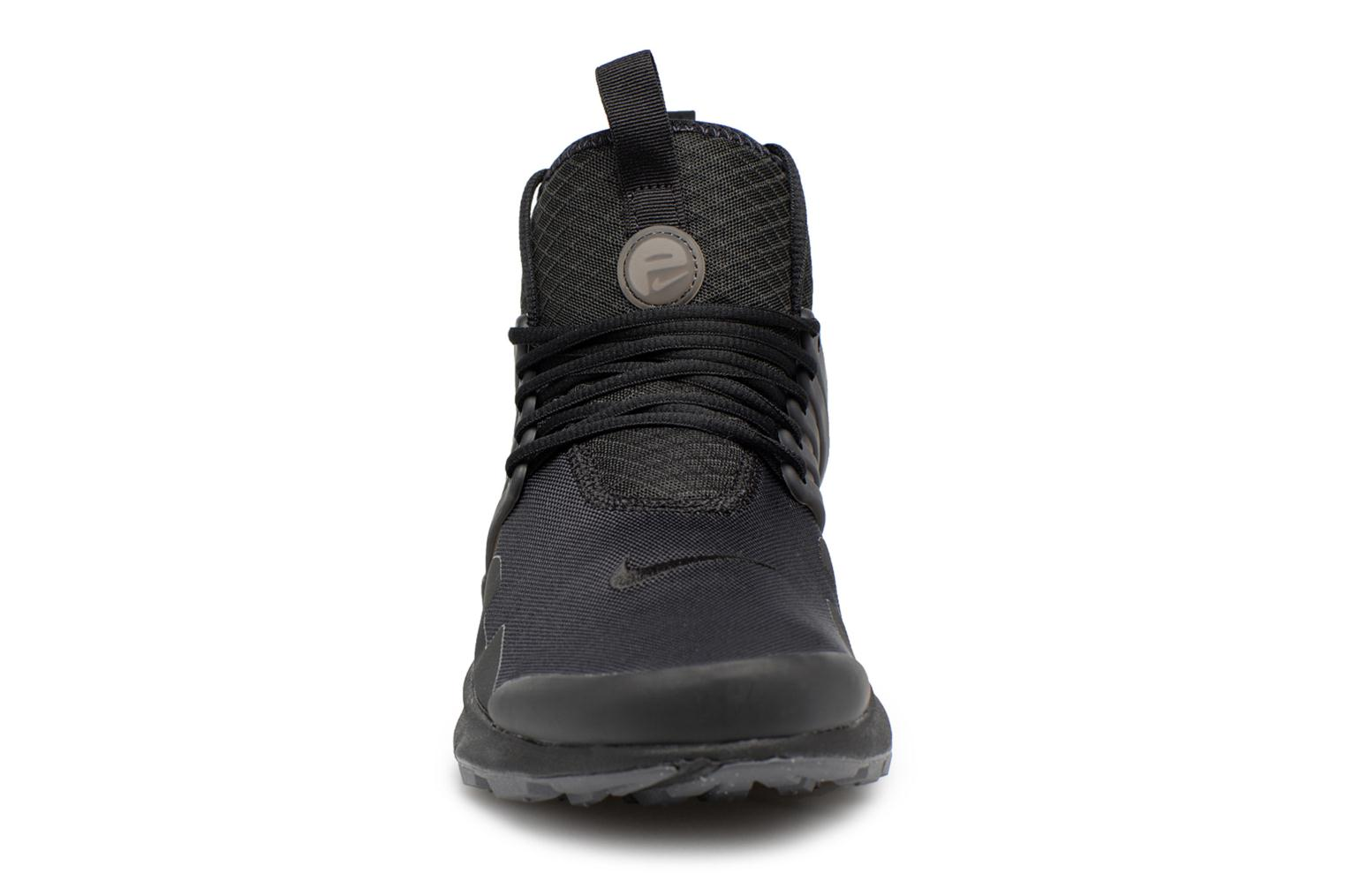 Sneakers Nike Nike Air Presto Mid Utility Zwart model