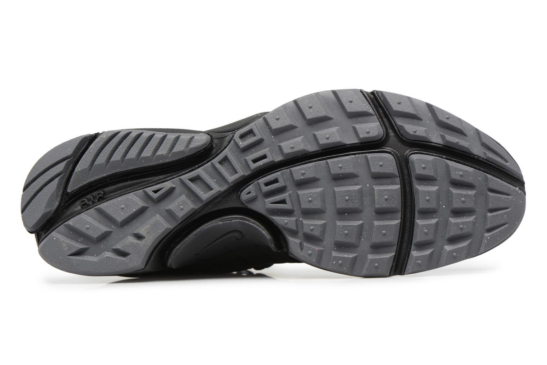 Baskets Nike Nike Air Presto Mid Utility Noir vue haut