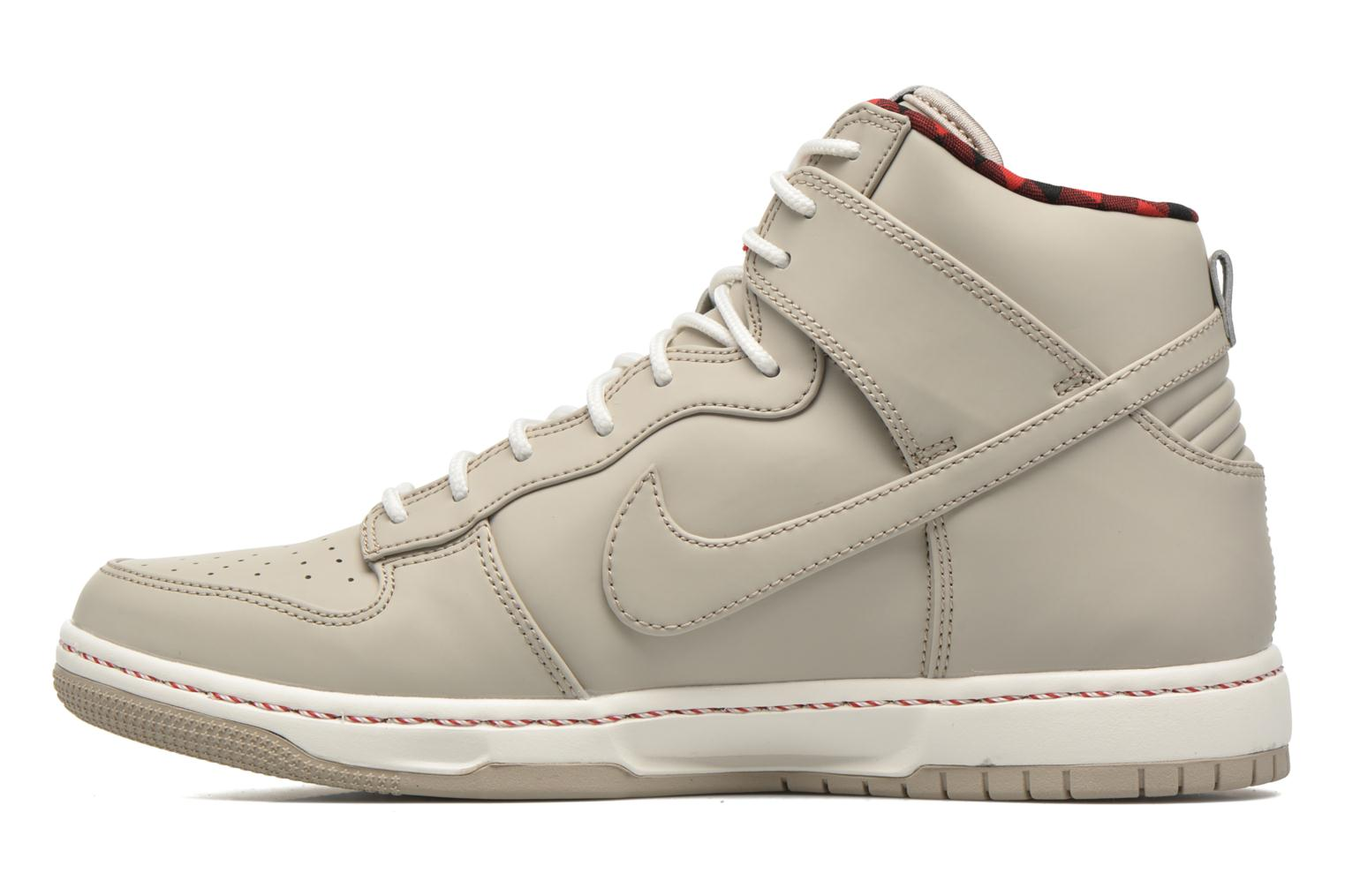 Trainers Nike Nike Dunk Ultra Grey front view