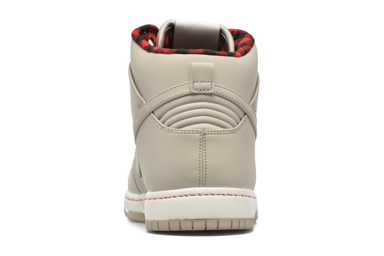 Sneakers Nike Nike Dunk Ultra Grijs rechts