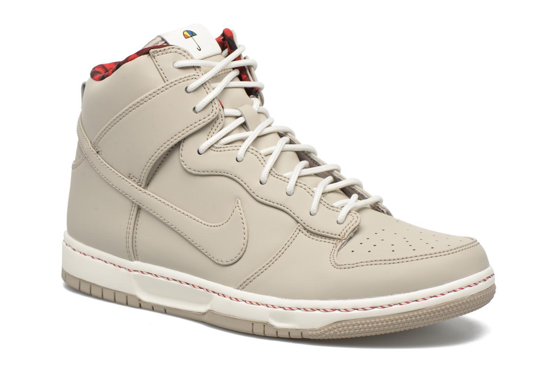 Sneakers Nike Nike Dunk Ultra Grijs detail