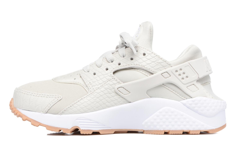 Sneaker Nike W Air Huarache Run Se beige ansicht von vorne