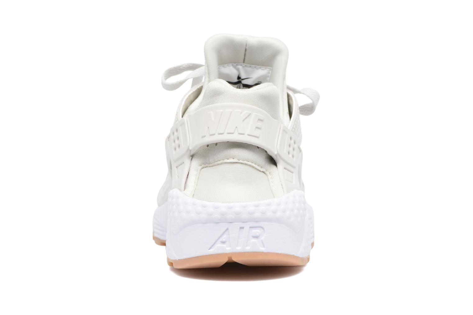Trainers Nike W Air Huarache Run Se Beige view from the right