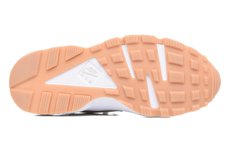 Baskets Nike W Air Huarache Run Se Beige vue haut