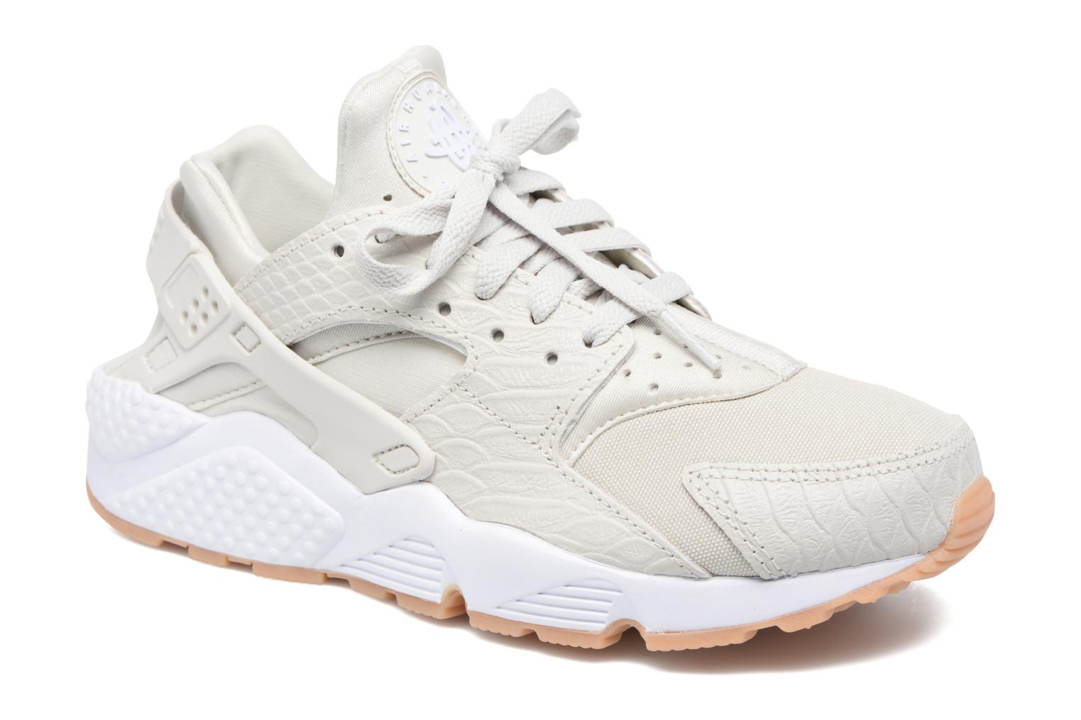 Trainers Nike W Air Huarache Run Se Beige detailed view/ Pair view