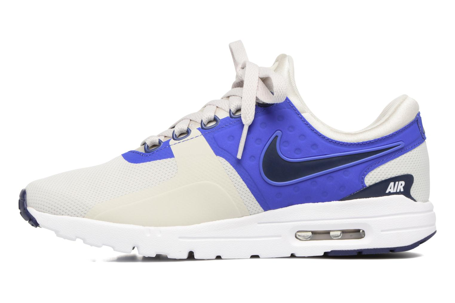 Trainers Nike W Air Max Zero Grey front view