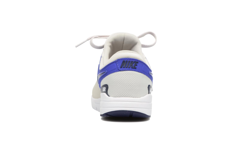 Deportivas Nike W Air Max Zero Gris vista lateral derecha