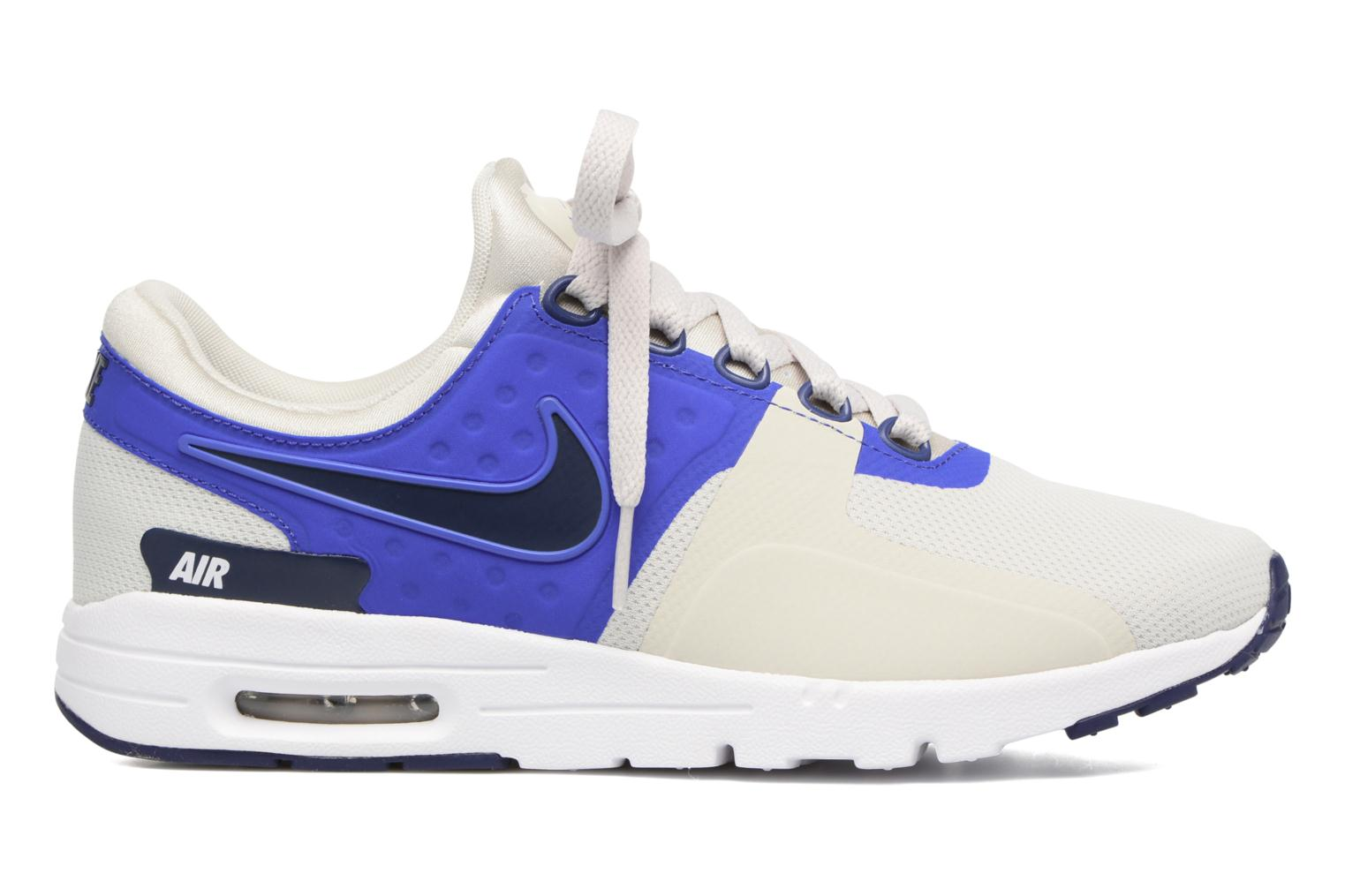 W Air Max Zero Light Bone/Binary Blue-Paramount Blue
