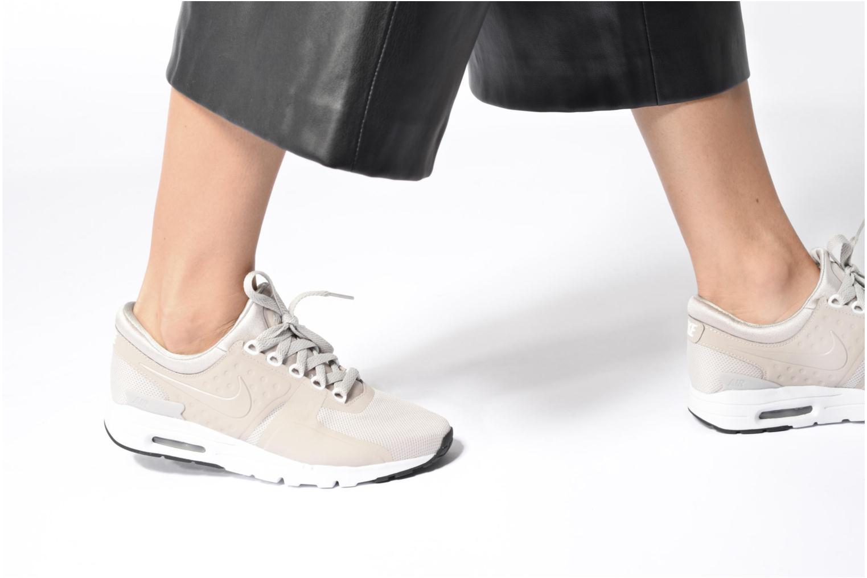 Sneakers Nike W Air Max Zero Hvid se forneden