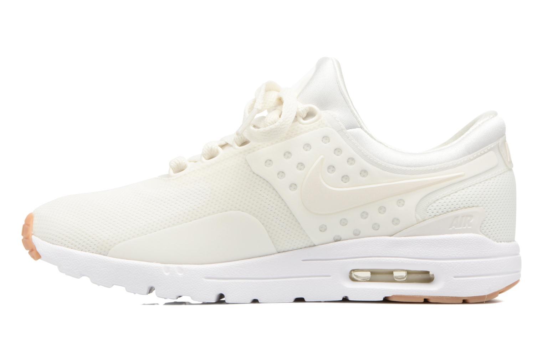 Sneakers Nike W Air Max Zero Hvid se forfra