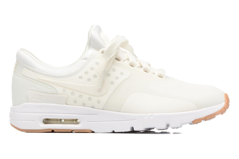 Sneaker Nike W Air Max Zero weiß ansicht von hinten