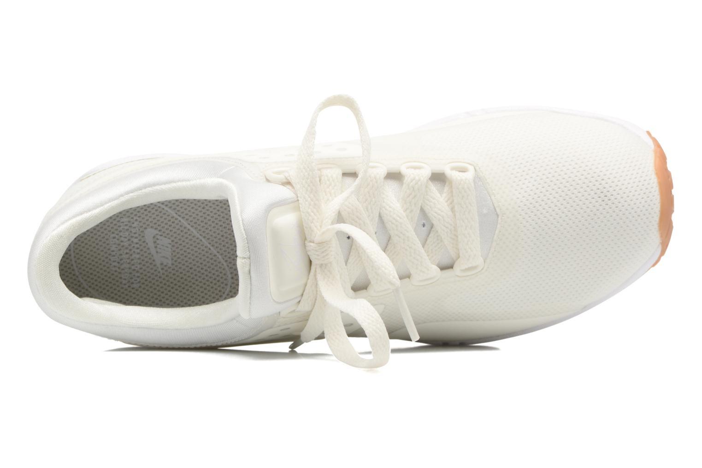 Sneaker Nike W Air Max Zero weiß ansicht von links