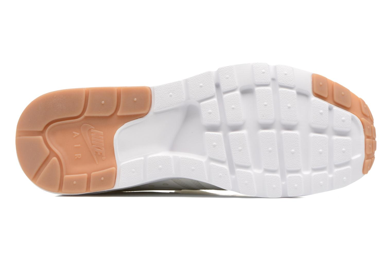 Sneaker Nike W Air Max Zero weiß ansicht von oben