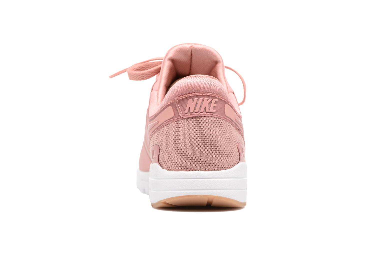 Sneakers Nike W Air Max Zero Roze rechts