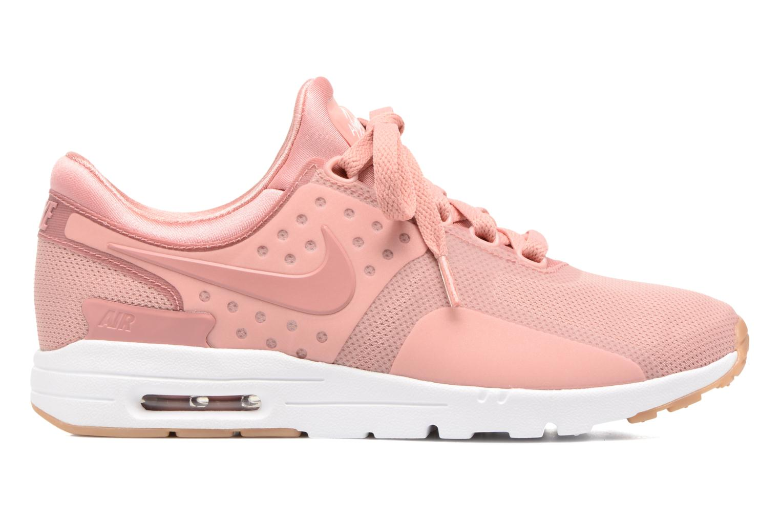 Trainers Nike W Air Max Zero Pink back view