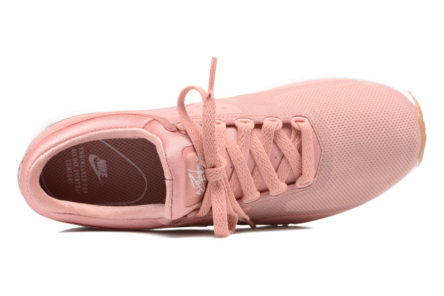 Trainers Nike W Air Max Zero Pink view from the left