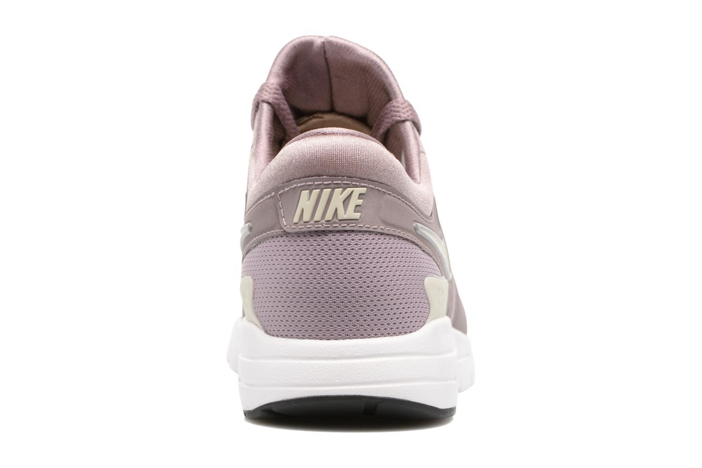 Deportivas Nike W Air Max Zero Violeta      vista lateral derecha