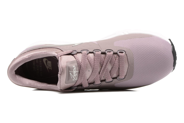 Deportivas Nike W Air Max Zero Violeta      vista lateral izquierda