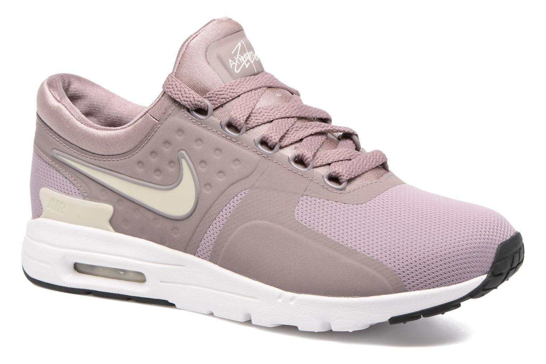 Trainers Nike W Air Max Zero Purple detailed view/ Pair view