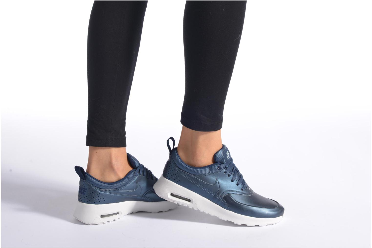 Trainers Nike W Nike Air Max Thea Se Blue view from underneath / model view