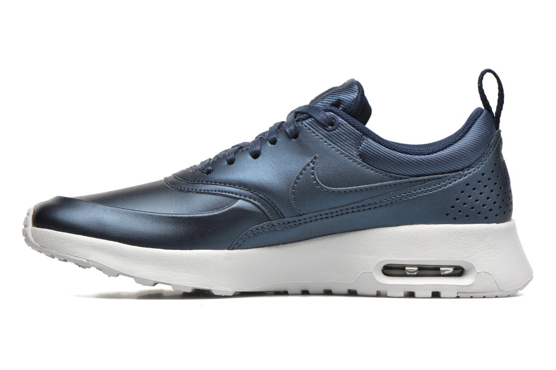 Sneakers Nike W Nike Air Max Thea Se Blå se forfra
