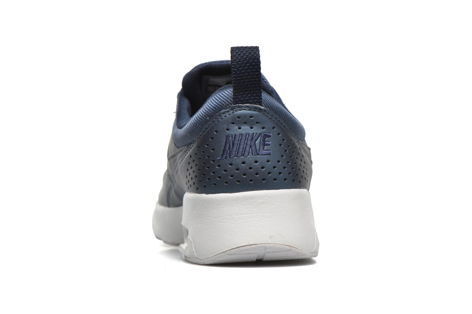 Trainers Nike W Nike Air Max Thea Se Blue view from the right