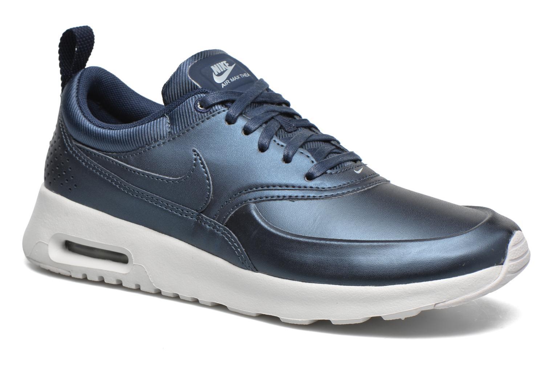 Sneakers Nike W Nike Air Max Thea Se Blå detaljeret billede af skoene