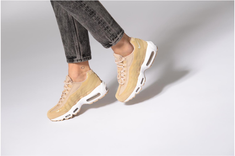 Sneakers Nike Wmns Air Max 95 Zwart onder