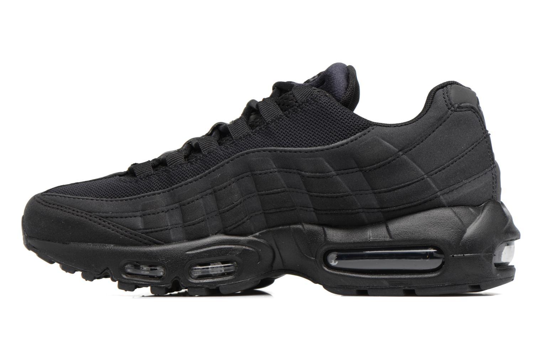 Sneakers Nike Wmns Air Max 95 Zwart voorkant