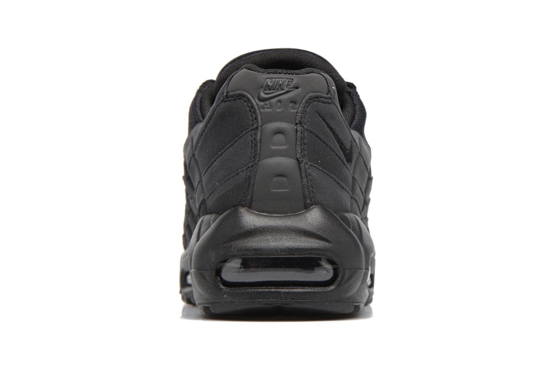 Sneakers Nike Wmns Air Max 95 Zwart rechts