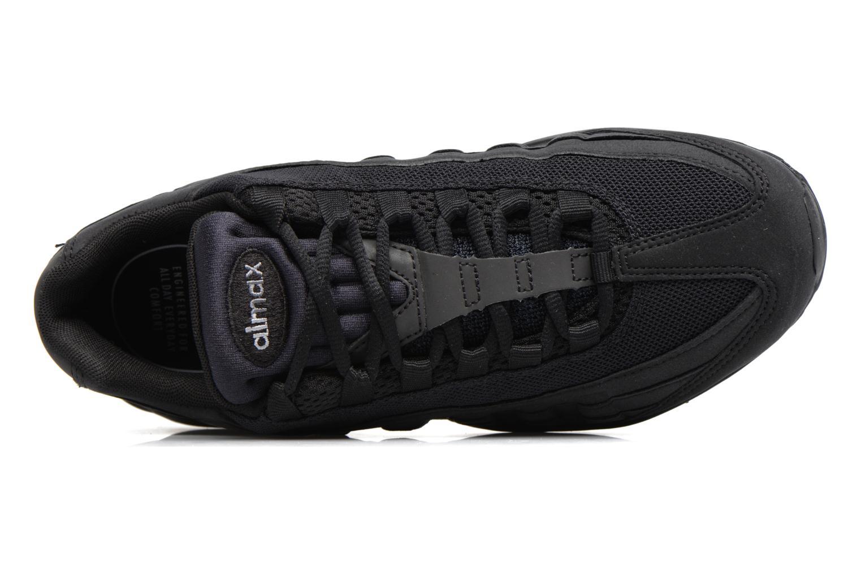 Sneakers Nike Wmns Air Max 95 Zwart links